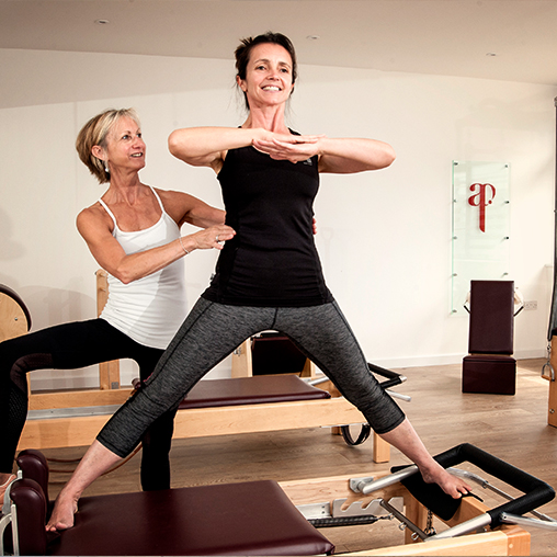 Pilates - Authentic Pilates | Winchester based pilates studio